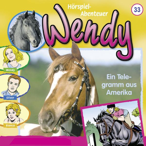 Wendy - Ein Telegramm Aus Amerika - Folge 33