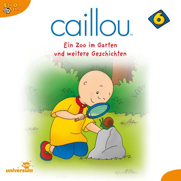 Caillou - Folgen 64-75: Ein Zoo im Garten