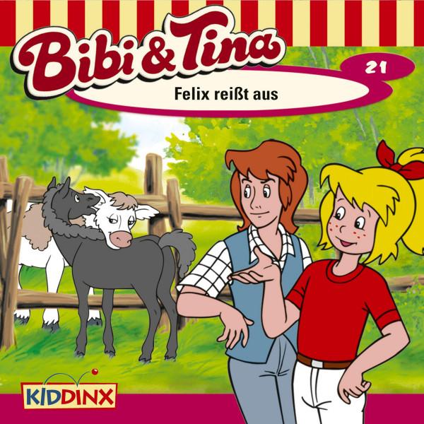 Bibi & Tina - Folge 21: Felix reißt aus