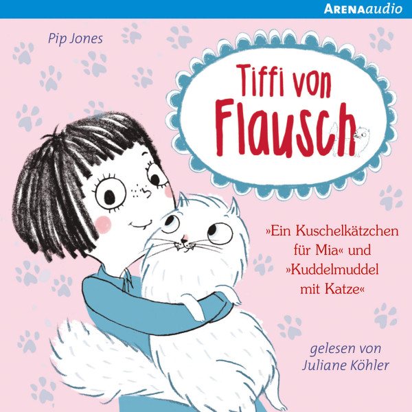 """Tiffi von Flausch. """"Ein Kuschelkätzchen für Mia"""" und """"Kuddelmuddel mit Katze"""""""