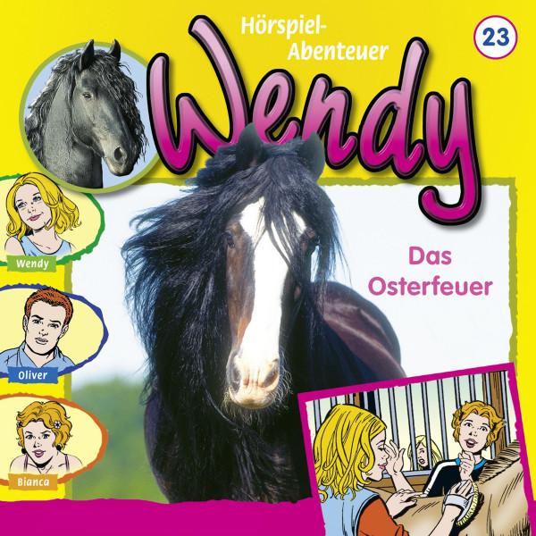 Wendy - Das Osterfeuer - Folge 23