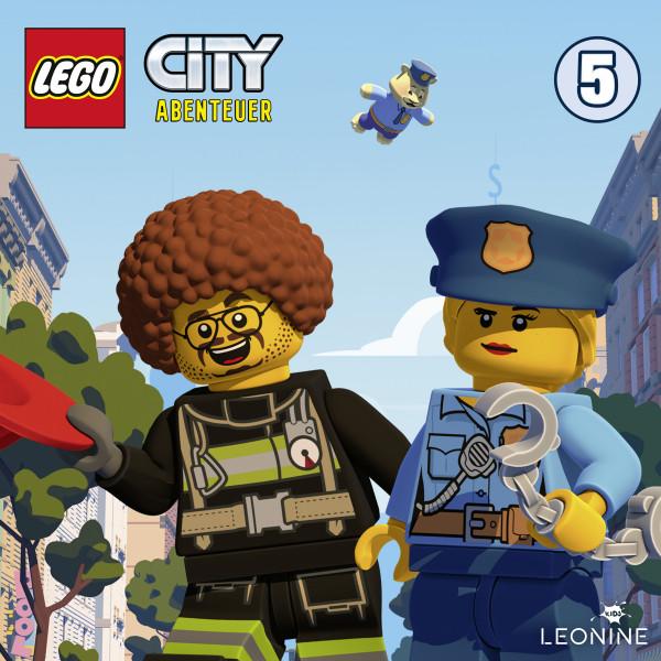 LEGO City - Folgen 21-25: Jäger des verlorenen Bartes