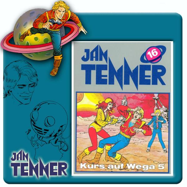 Jan Tenner Classics - Kurs auf Wega 5 - Folge 16