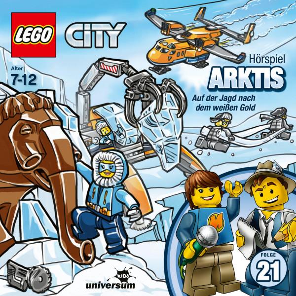 LEGO City: Folge 21 - Arktis - Auf der Jagd nach dem weißen Gold