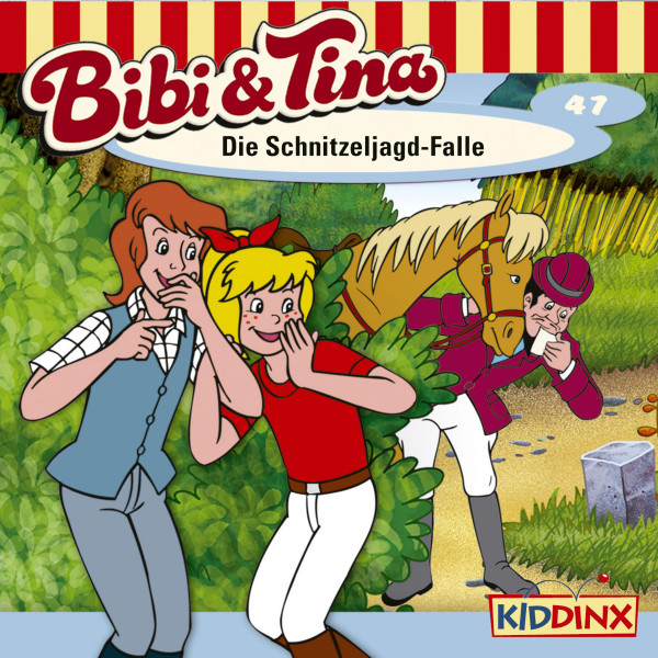 Bibi & Tina - Folge 47: Die Schnitzeljagd-Falle
