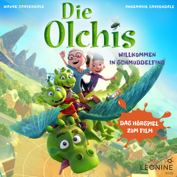 Die Olchis - Willkommen in Schmuddelfing (Hörspiel zum Kinofilm)