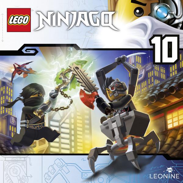 LEGO Ninjago - Folgen 27-28: Das neue Ninjago