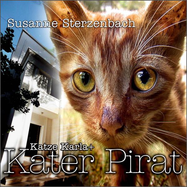 Katze Karla und Kater Pirat