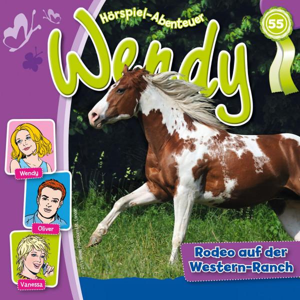 Wendy - Rodeo auf der Westernranch - Folge 55