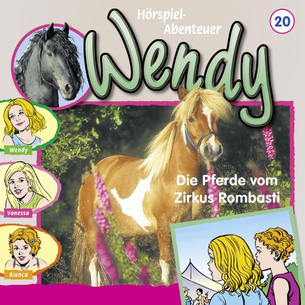 Wendy - Die Pferde vom Zirkus Rombasti - Folge 20