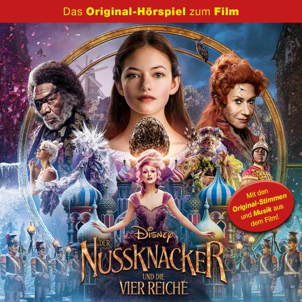 Disney: Der Nussknacker und die vier Reiche (Original-Hörspiel zum Kinofilm)