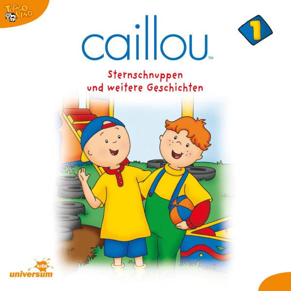 Caillou - Folgen 1-12: Sternschnuppen