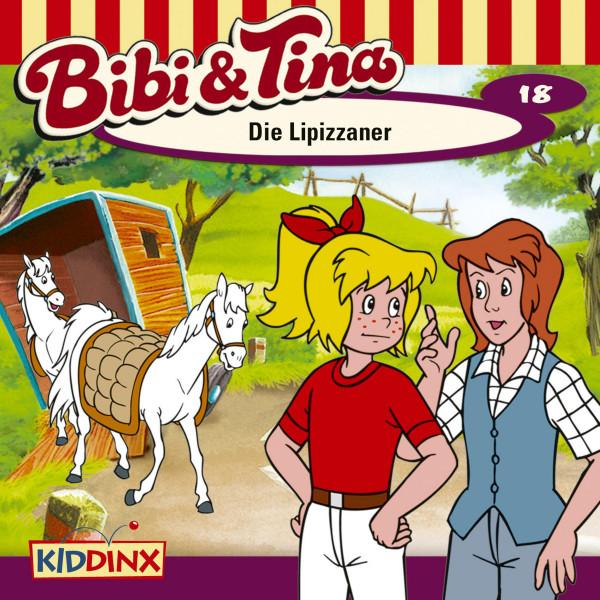 Bibi & Tina - Folge 18: Die Lippizaner