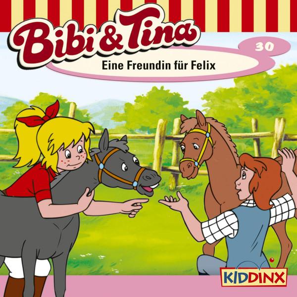 Bibi & Tina - Folge 30: Eine Freundin für Felix