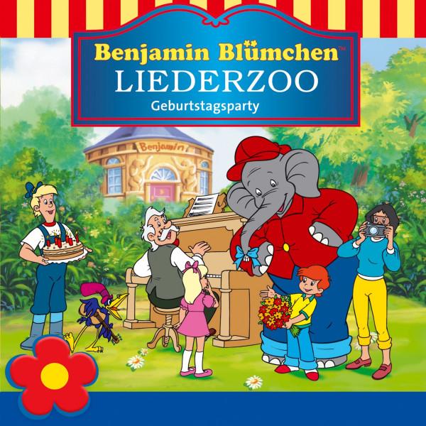 Benjamin Blümchen Liederzoo: Geburtstagsparty