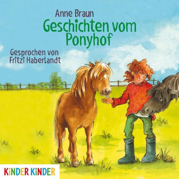 Geschichten vom Ponyhof