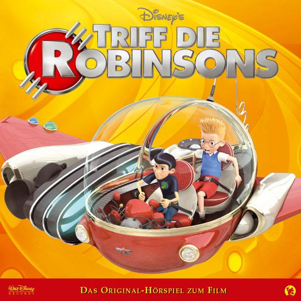Disney - Triff die Robinsons