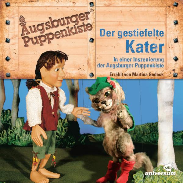 Augsburger Puppenkiste - Der gestiefelte Kater