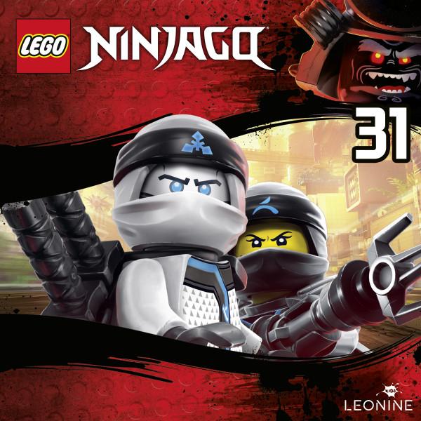 LEGO Ninjago - Folgen 80-81: Im Auge des Urwalds