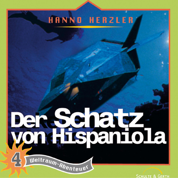 Weltraum-Abenteuer - Der Schatz von Hispaniola - Weltraum-Abenteuer - Folge 4