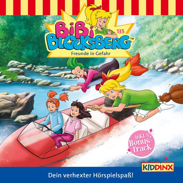 Bibi Blocksberg - Folge 135: Freunde in Gefahr