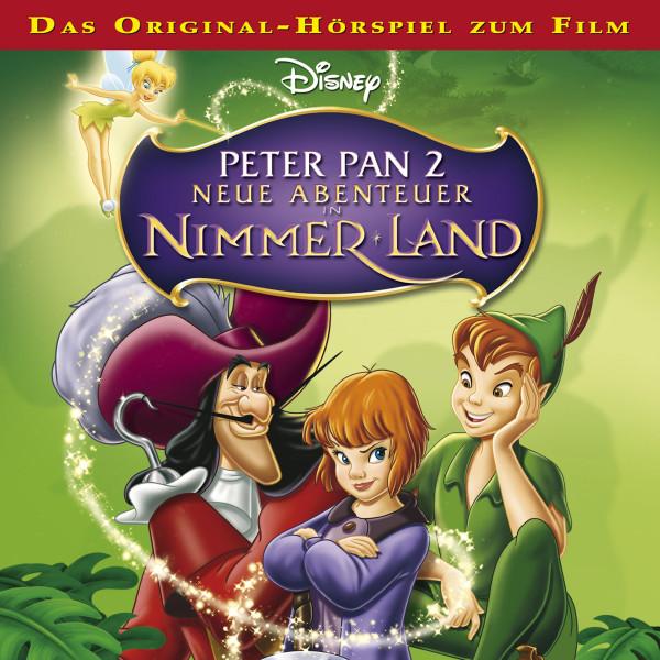 Disney - Peter Pan - Abenteuer im Nimmerland