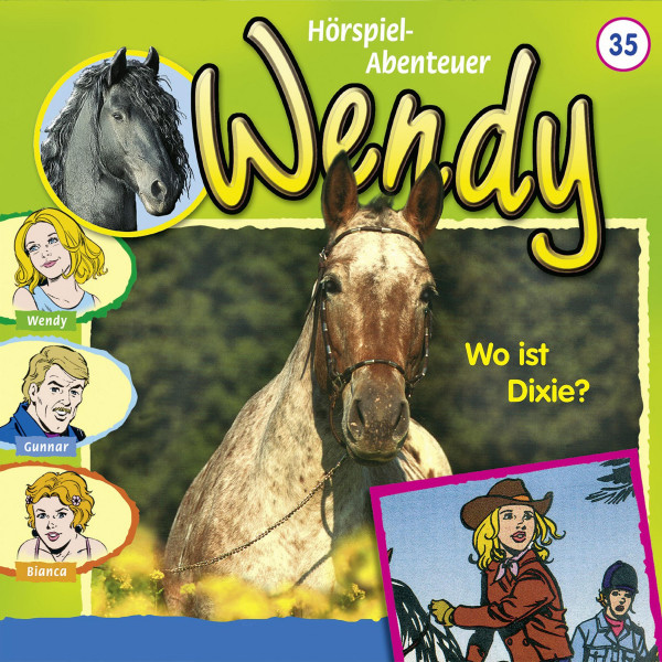 "Wendy - Wo ist ""Dixie""? - Folge 35"