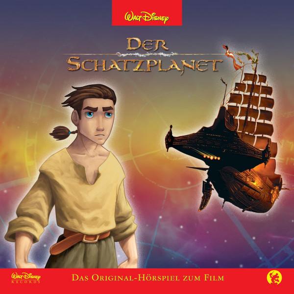 Disney - Der Schatzplanet