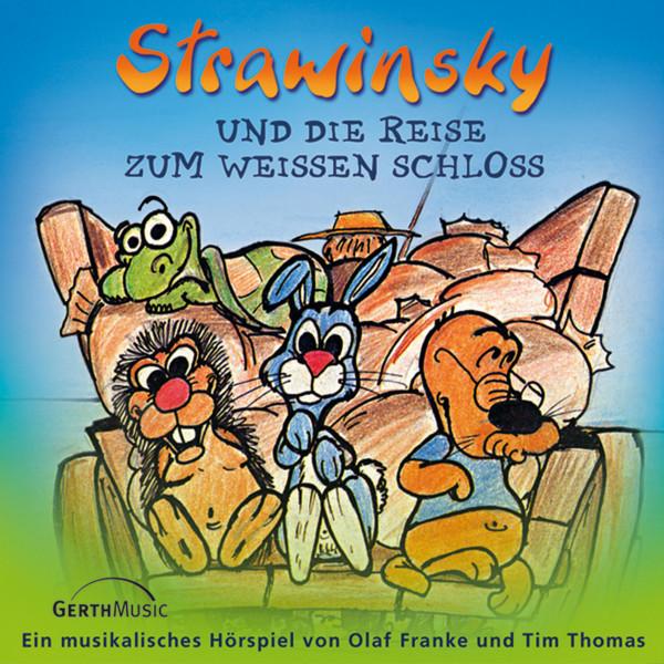 Strawinsky und die Reise zum Weißen Schloss - Folge 4