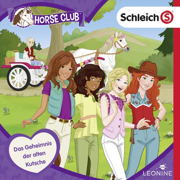 Schleich Horse Club - Folge 13: Das Geheimnis der alten Kutsche