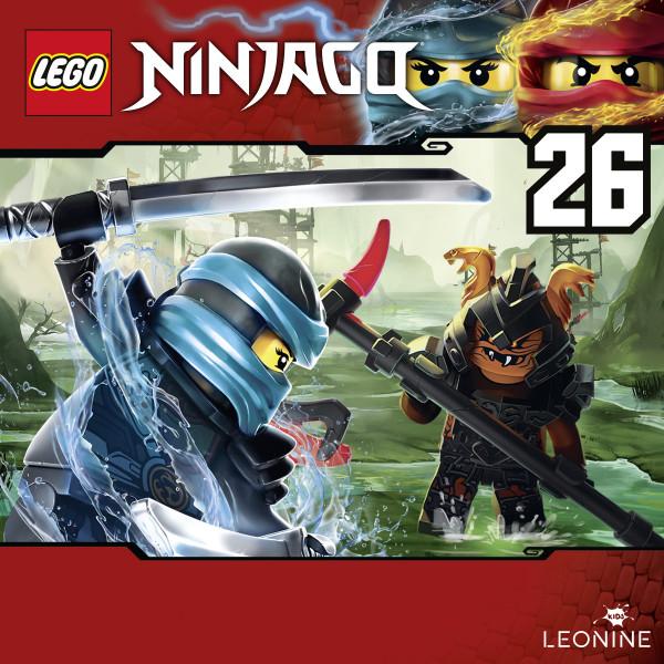 LEGO Ninjago - Folgen 67-69: Geschwister