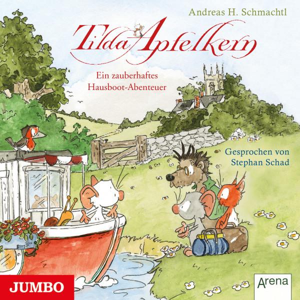 Tilda Apfelkern. Ein zauberhaftes Hausboot-Abenteuer