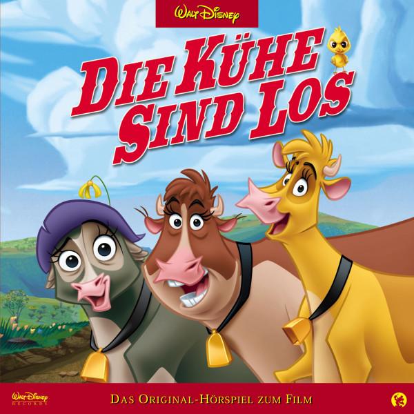 Disney - Die Kühe sind los