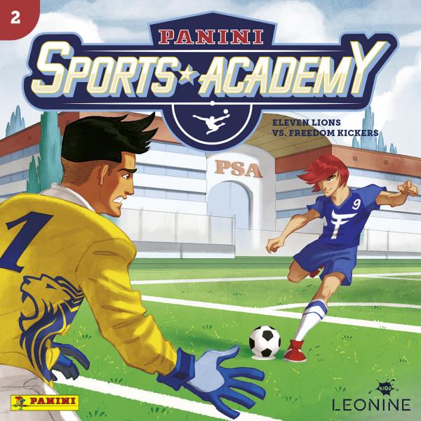 Panini Sports Academy (Fußball) - Folge 02: Eleven Lions vs. Freedom Kickers