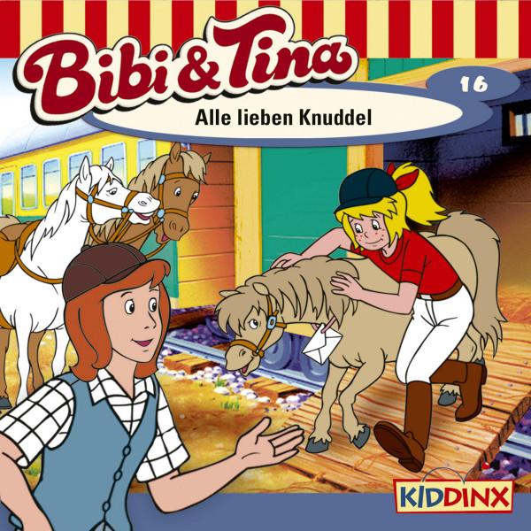 Bibi & Tina - Folge 16: Alle lieben Knuddel