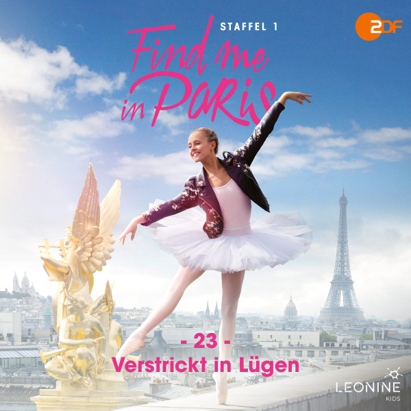 Find me in Paris - Folge 23: Verstrickt in Lügen