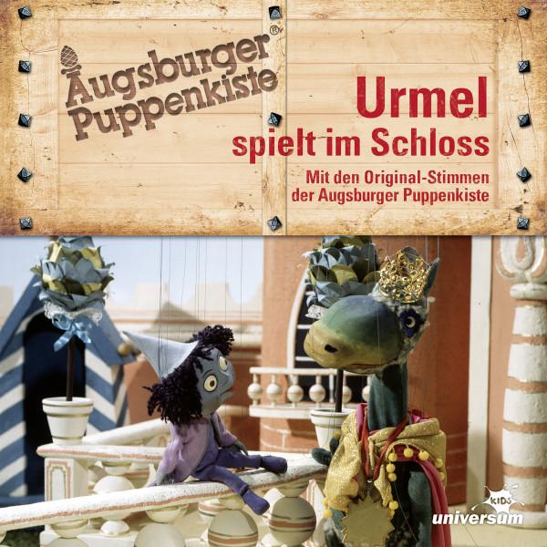Augsburger Puppenkiste - Urmel spielt im Schloß