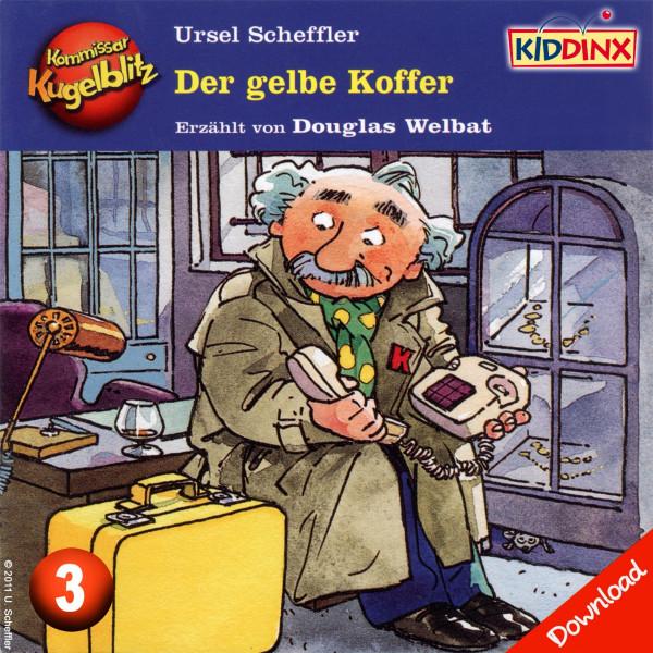 Kommissar Kugelblitz - Der gelbe Koffer - Folge 3
