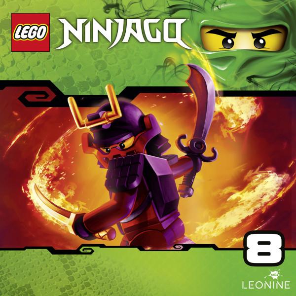 LEGO Ninjago - Folgen 22-24: Die Reise zum Tempel des Lichts