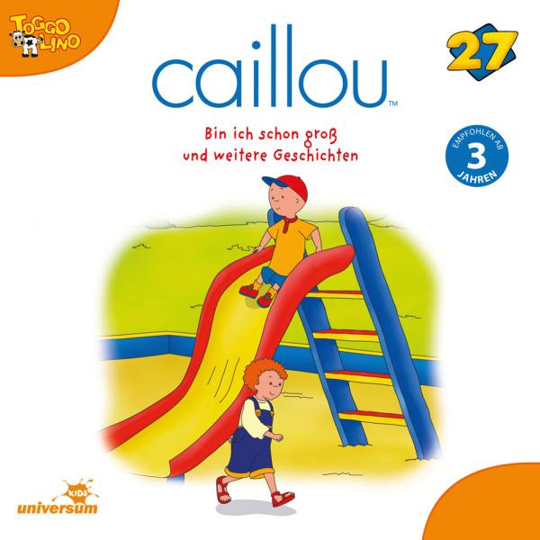 Caillou - Folgen 287-295: Bin ich schon groß