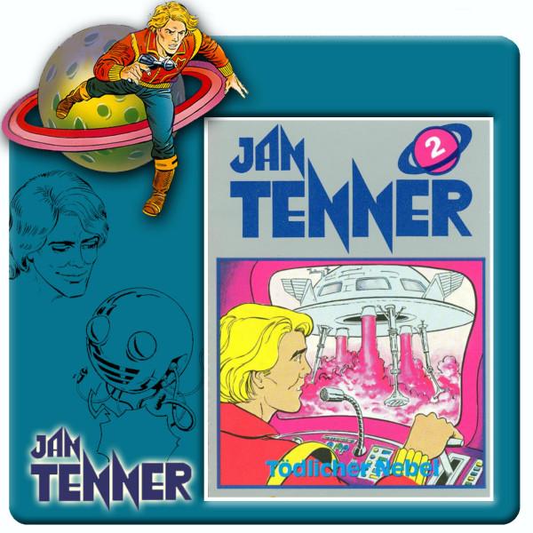 Jan Tenner Classics - Tödlicher Nebel - Folge 2