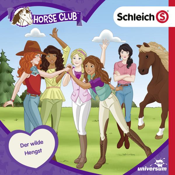 Schleich Horse Club - Folge 07: Der wilde Hengst