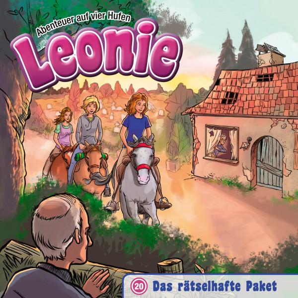 Leonie - Abenteuer auf vier Hufen - Das rätselhafte Paket - Folge 20