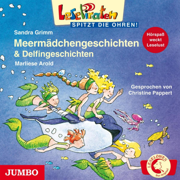 Lesepiraten - Meermädchengeschichten & Delfingeschichten