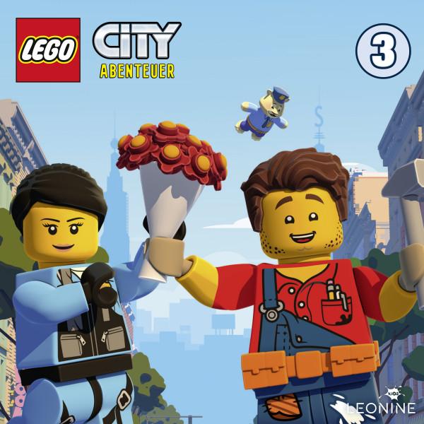 LEGO City - Folgen 11-15: Die kleine Carol