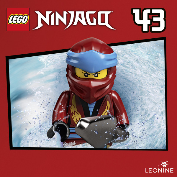 LEGO Ninjago - Folgen 119-123: Der Baum der Reisenden
