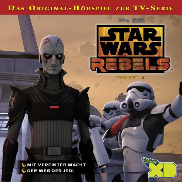 Star Wars Rebels - Folge 4 - Mit vereinter Macht / Der Weg der Jedi