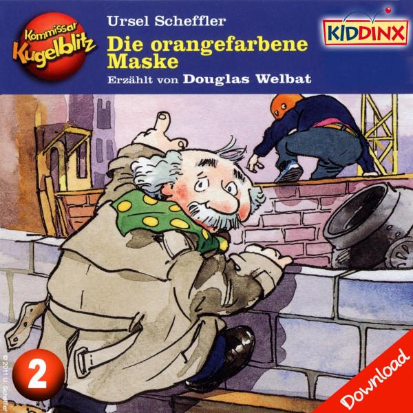 Kommissar Kugelblitz - Die orangefarbene Maske - Folge 2