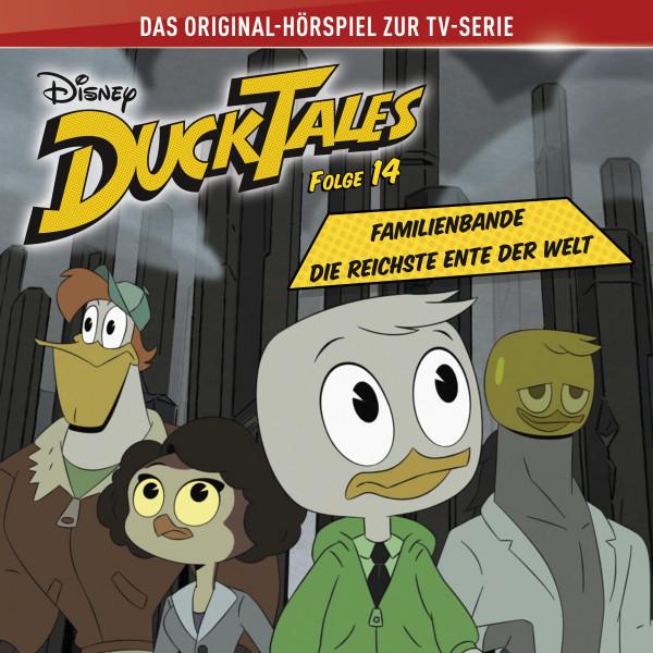 DuckTales Hörspiel - Folge 14: Familienbande/Die reichste Ente der Welt (Disney TV-Series)