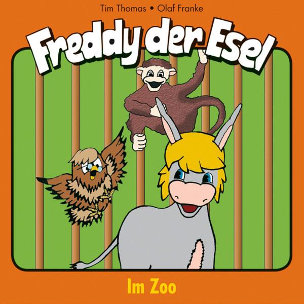 Freddy der Esel - Im Zoo - Folge 5